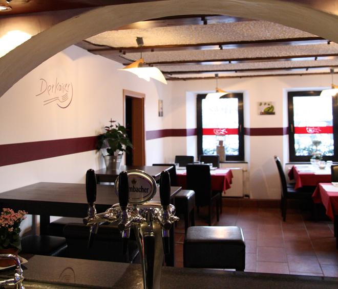 """Restaurant """"Der Kaiser in Halver-Oeckinghausen"""