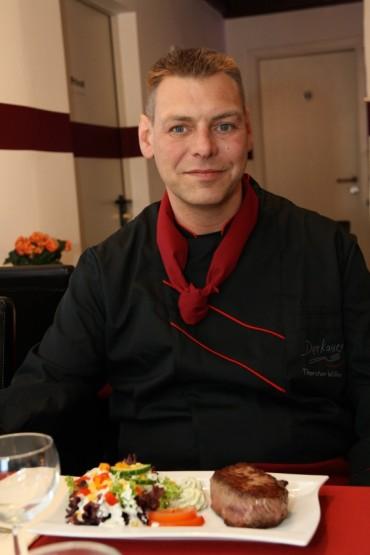 Chefkoch und Inhaber – Thorsten Willms